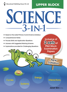 Science 3-in-1 - Upper Block Pri 5/6
