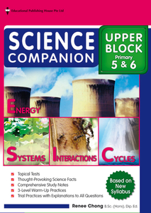 Science Companion - Upper Block Pri 5/6