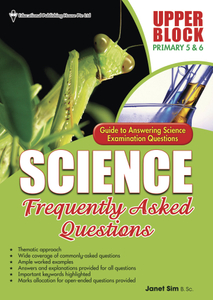 Science Frequently Asked Questions - Upper Block Pri 5/6