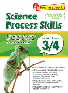 Science Process Skills [Lower Block 3/4]