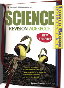 Science Revision Workbook - Lower Block Pri 3/4