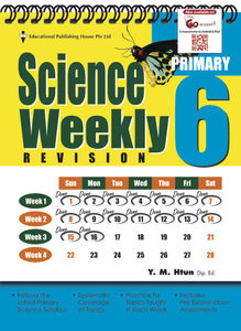 Science Weekly Revision 6 - Revised