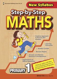 Step-By-Step Maths 1