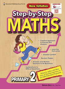 Step-By-Step Maths 2
