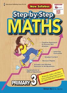 Step-By-Step Maths 3