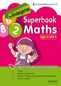 The Kindergarten Superbook Maths