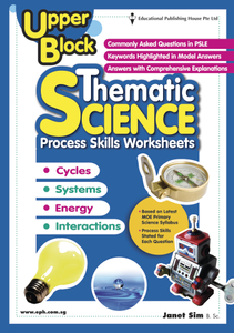 Thematic Science Process Skills Worksheets Pack - Upper Block Pri 5/6