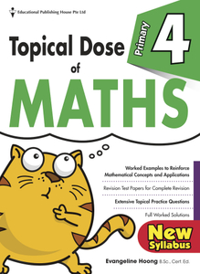 Topical Dose Of Maths 4