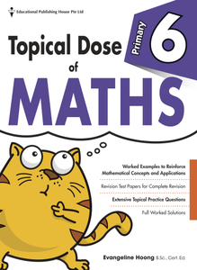 Topical Dose Of Maths 6 (New Syllabus)