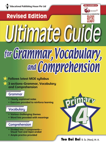Ultimate Guide For Grammar, Vocabulary & Comprehension 4
