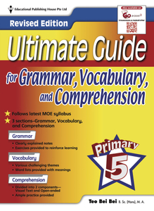 Ultimate Guide For Grammar, Vocabulary & Comprehension 5