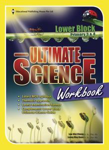 Ultimate Science Workbook - Lower Block Pri 3/4