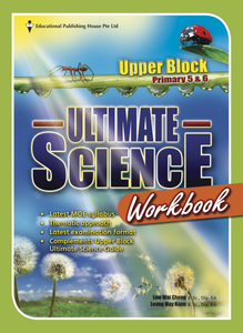 Ultimate Science Workbook (Revised) - Upper Block Pri 5/6