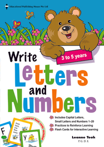 Write Letters and Numbers