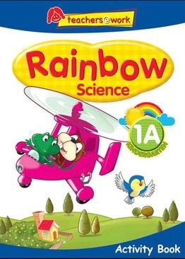 Rainbow Science Activity Book K1A