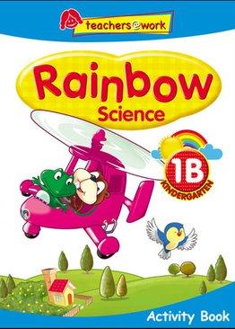 Rainbow Science Activity Book K1B