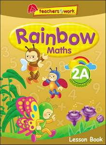 Rainbow Maths Lesson Book K2A