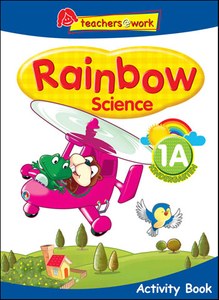 Rainbow Science Activity Book K1A