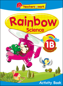 Rainbow Science Activity Book K1B