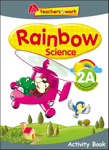 Rainbow Science Activity Book K2A