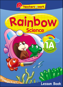 Rainbow Science Lesson Book K1A