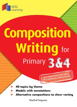 Composition Writing for Primary 3&4