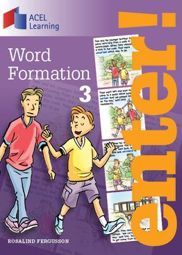 Enter: Word Formation 3