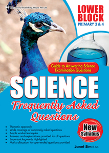 Science Frequently Asked Questions - Lower Block Pri 3/4