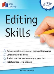 Editing Skills (for Upper Secondary)