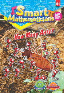 Smart Mathematicians Upper Primary 2016 Collectors Set
