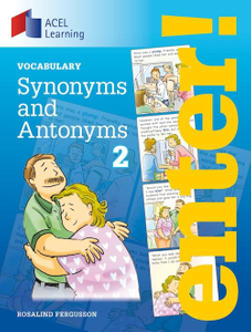 Enter: Synonyms and Antonyms 2