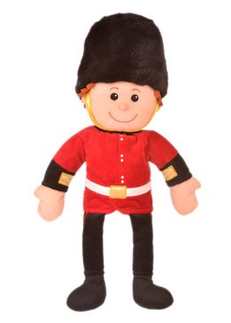 Toy Soldier Puppet