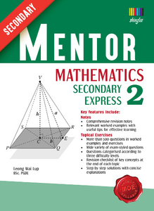 Mentor Mathematics Book 2 (Revised 2015 Edition)