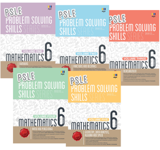 PSLE Mathematics Problem Solving Skills Series Pack