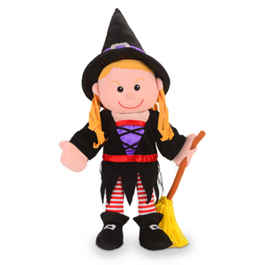 Witch Puppet