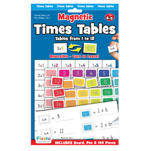 Magnetic Times Table