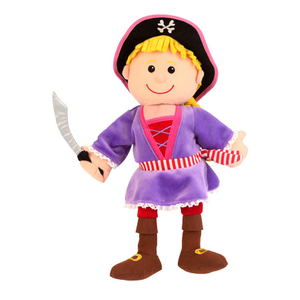 Pirate Girl Puppet