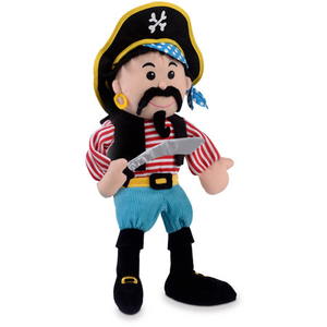 Stripes Pirate Puppet