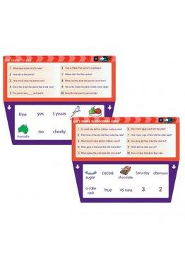 Reading Comprehension Accelerator Set 1