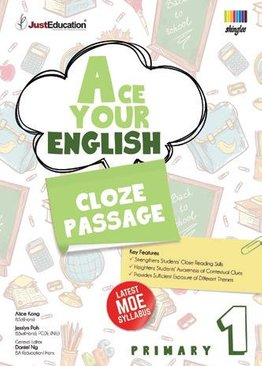 Ace Your English (Cloze Passage) Primary 1