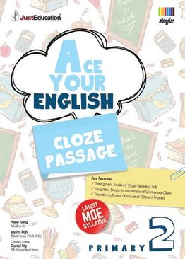 Ace Your English (Cloze Passage) Primary 2