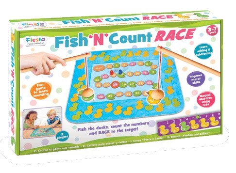Fish N Count Race