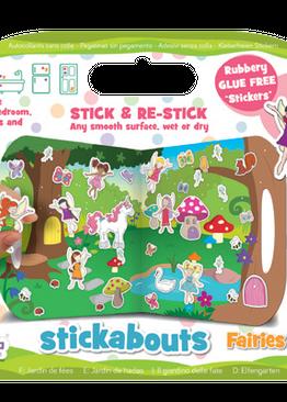Fairies Stickabouts