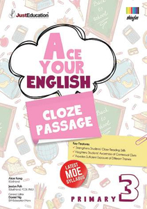 Ace Your English (Cloze Passage) Primary 3