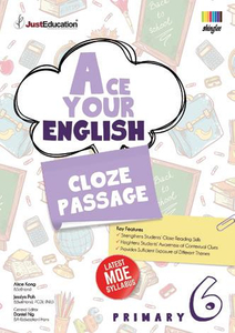 Ace Your English (Cloze Passage) Primary 6
