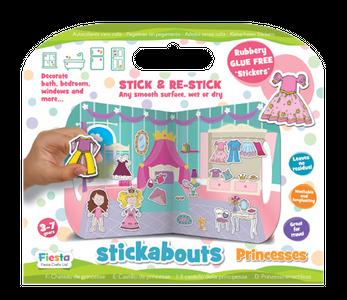 Princess Stickabouts