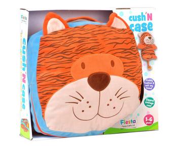 Tiger Cush N Case