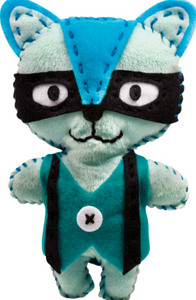 Sewing Kit Raccoon
