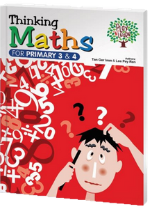 Play N Learn Smart Mathematics Thinking Mathematics For Primary 3 & 4