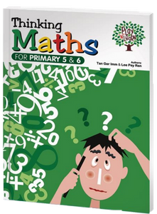 Problem Solving Learning Book Play N Learn Thinking Mathematics For Primary 5 & 6